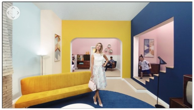 Ted Baker 360 video